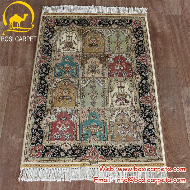 Henan bosi 2x3ft persa alfombras de seda precio de f brica de turqu a seda alfombra y alfombra - Fabricantes de alfombras ...