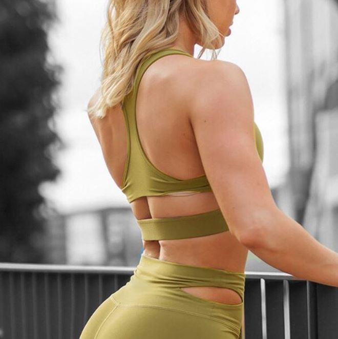 Two Pieces Yoga Suits 8