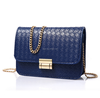 New fashion sweet colors mini pu messenger bag women shoulder bag