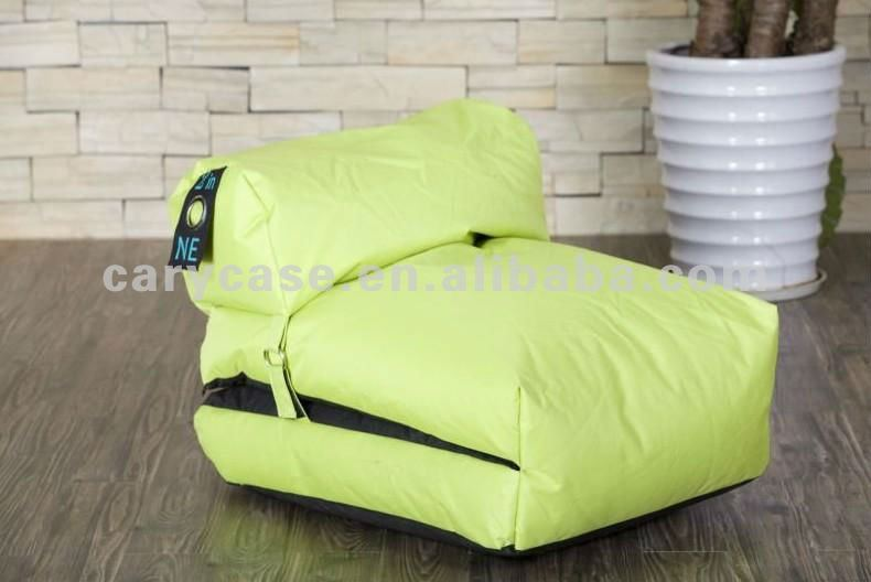 plier pouf chaise long beach pouf lit pliant tanche et lime green canap salon id de produit. Black Bedroom Furniture Sets. Home Design Ideas