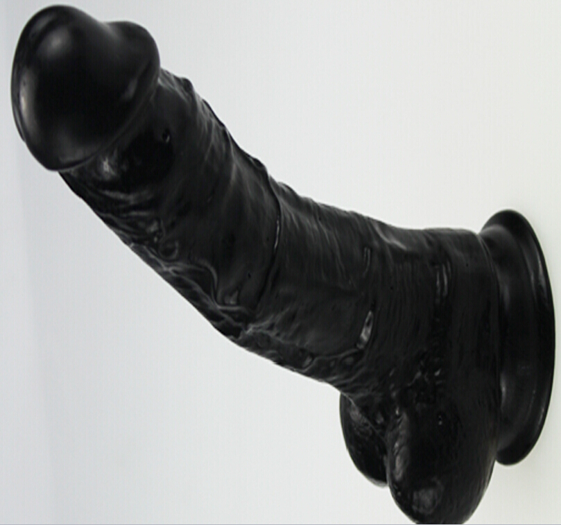 Black cock dildos rather good