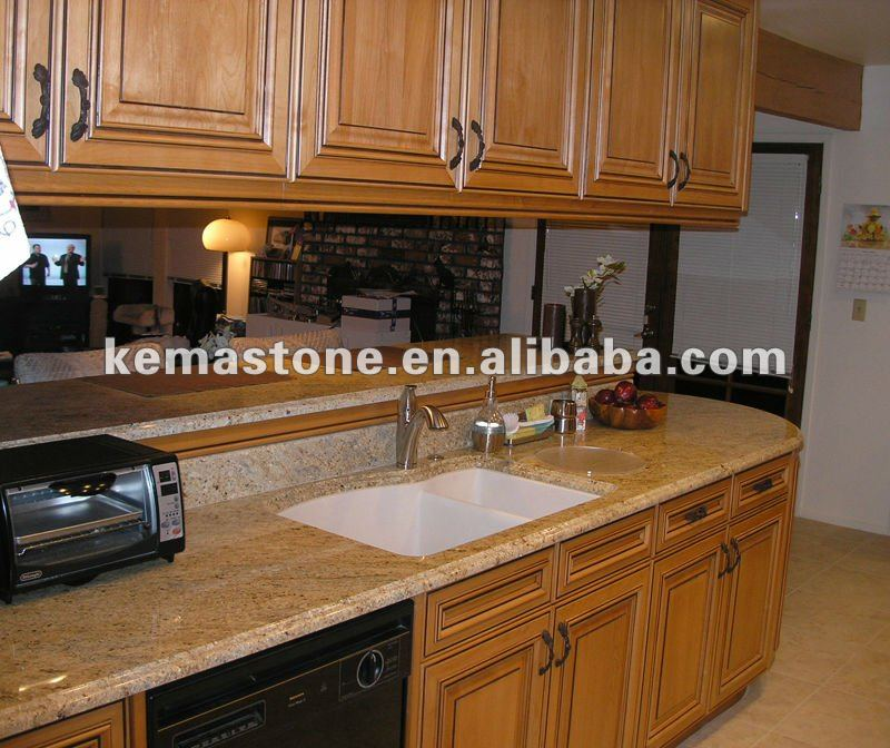 kashmir gold granit laminat arbeitsplatte bar top. Black Bedroom Furniture Sets. Home Design Ideas