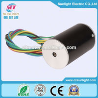 BLDC motor 5W electric motorcycle conversion kit / Electric scooter mid drive motor and controller