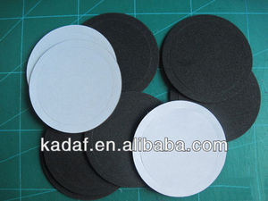 Custom made foam pads,self adhesive foam gasket,custom foam/rubber spacers