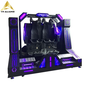 Amusement Park Big Pendulum Virtual Reality Game Machine 9D VR Flying Equipment Simulator