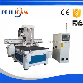 FLDM-1325 woodworking cnc router wood engraving drilling machine