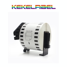 Compatible brother Label Roll DK22205 62mm*30.48m for Brother QL500 QL570 p touch typewriter
