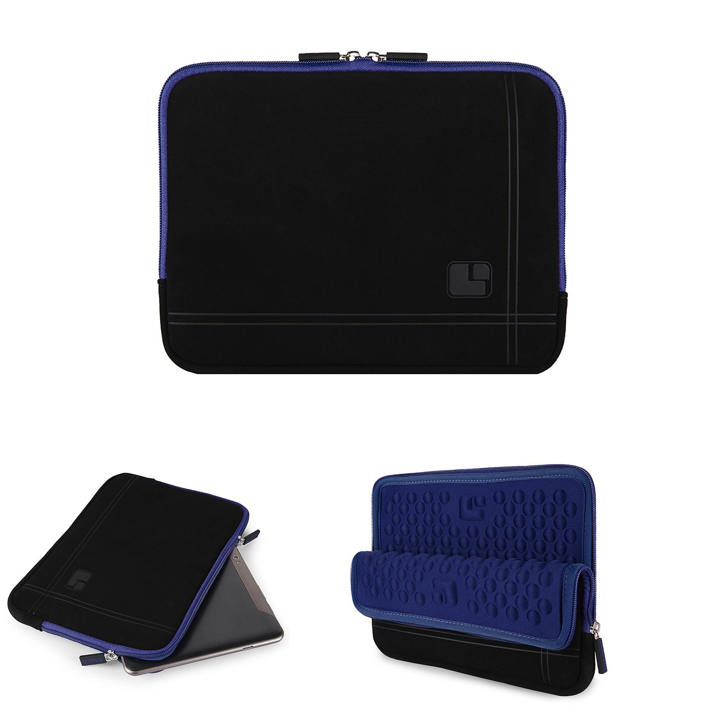 Cady Messenger Bag for WinBook Tablets up to 10.5 inches with Headphones