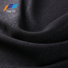 muslim abaya 100% polyester marvijet rayon fabric for formal black in korea with abaya