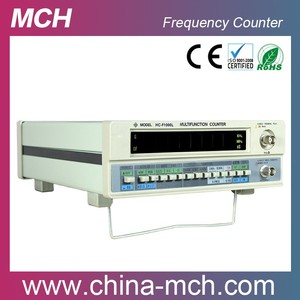 New big frequency capacity Max 1.5Ghz frequency 8 digits LED display AC/DC counter HC-F1000C