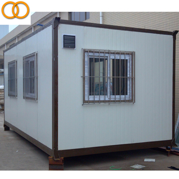 Promotion Price!!! Sandwich Panel 20ft Flat Pack 40ft Shipping ...