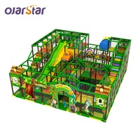 Worldstar eco-friendly commercial kids indoor playground equipment