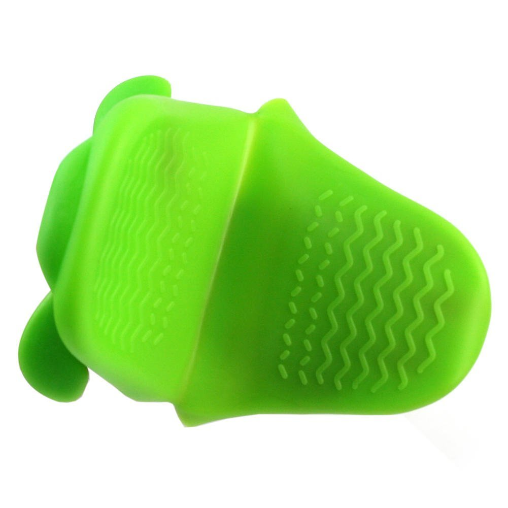 Heatproof Silicone Heat Resistance Insulation Dog Hippo Pan Holder Glove Tool