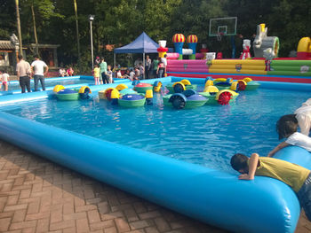 Hola Inflatable Pool Rental Large Inflatable Swimming Pool