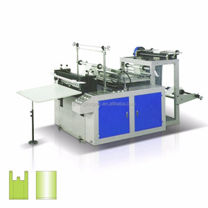 Nigeria best sale nylon bag making machine