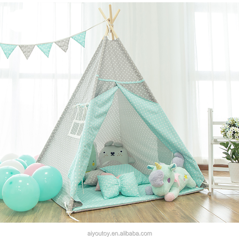 tipi enfants jouent tente tipi indien enfants jeux tente. Black Bedroom Furniture Sets. Home Design Ideas