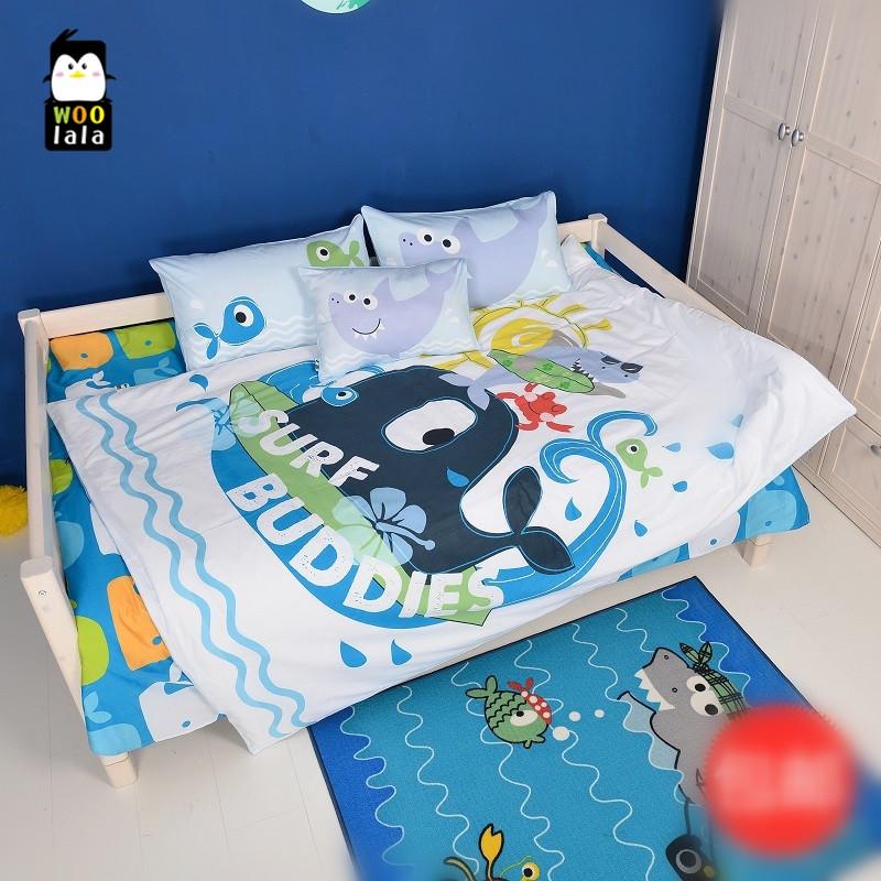achetez en gros baleine literie en ligne des grossistes baleine literie chinois aliexpress. Black Bedroom Furniture Sets. Home Design Ideas
