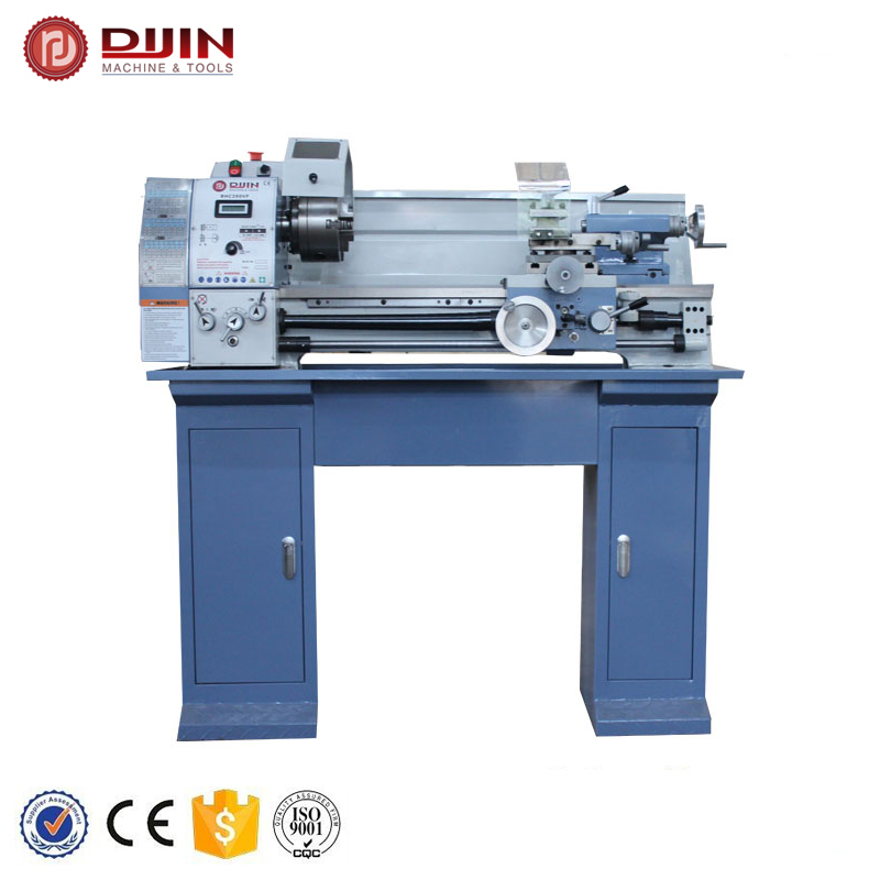 2016 high quality of mini metal lathe bhc290vf to workshop