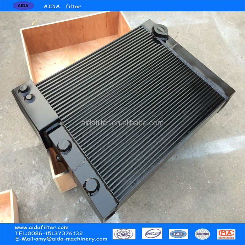 Customized water to water air heat exchanger 15030220-301