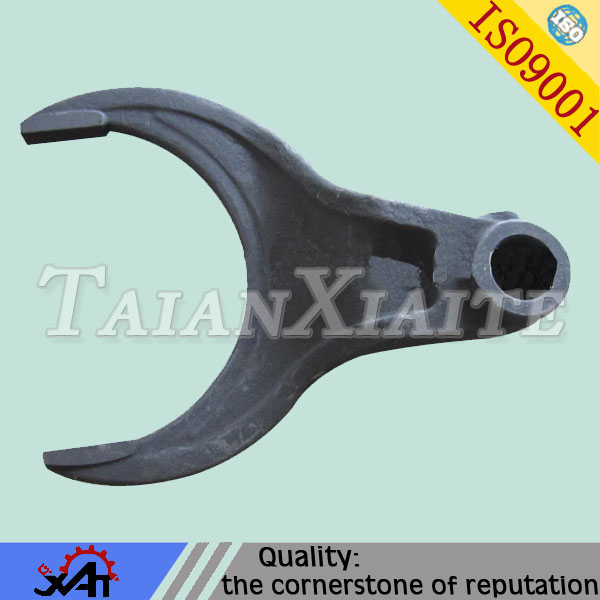yoke for mining machinery spare parts,steel casting,lost wax casting