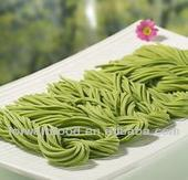 Chinese Food Instant Spinach Noodles Manufacturer