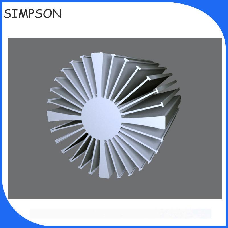 Finden Sie Hohe Qualität Aluminium-kühlkörperplatte Hersteller und ...