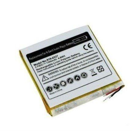 450mah Battery Fits Apple Ipod Nano 3rd Generation 4gb And 8gb ...