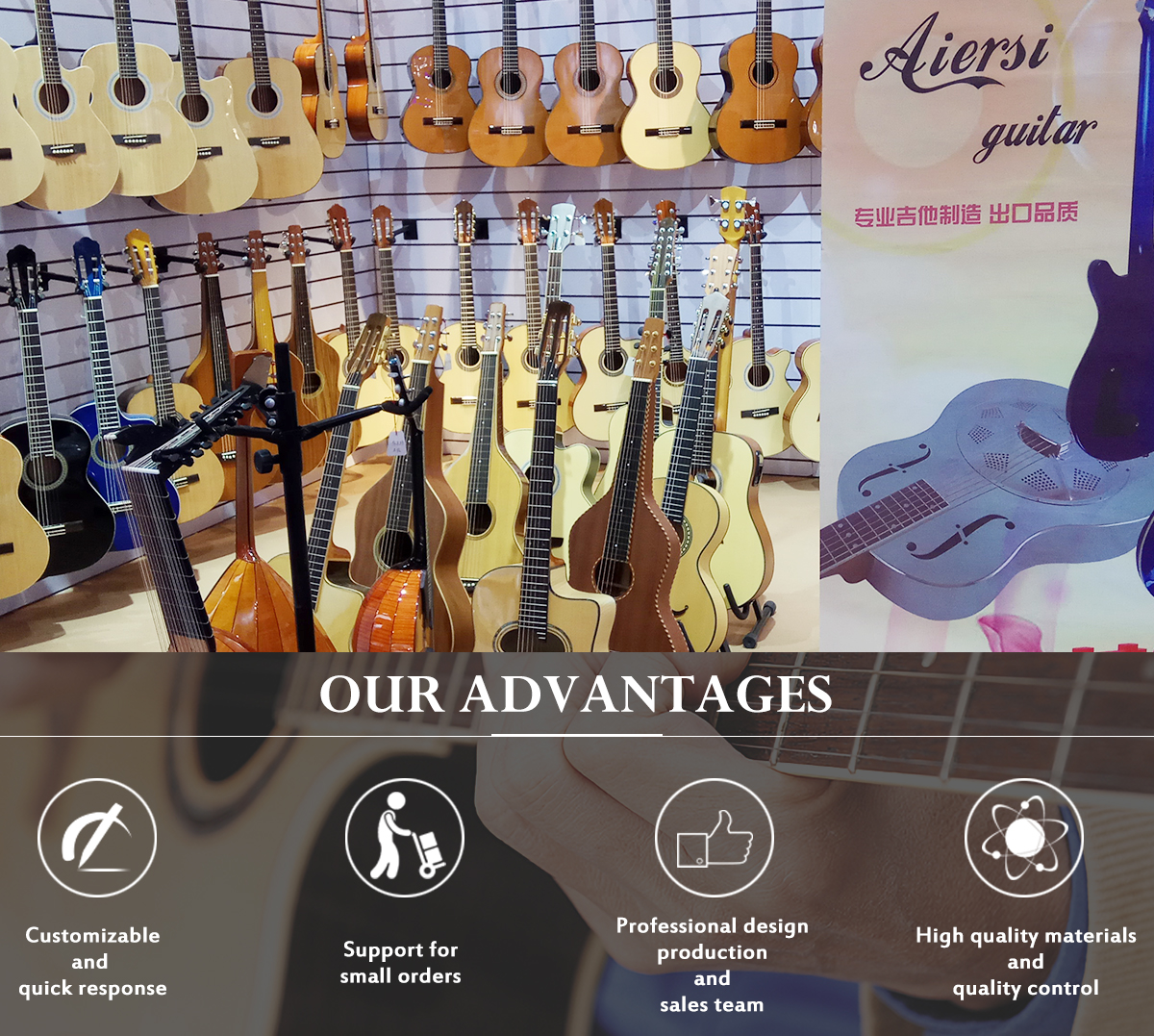 Wholesale Cheap Price Aiersi TL Electric Guitars