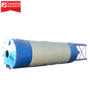 33 Years Famous Brand 100 ton Cement Silo Manufacturer with High Quality