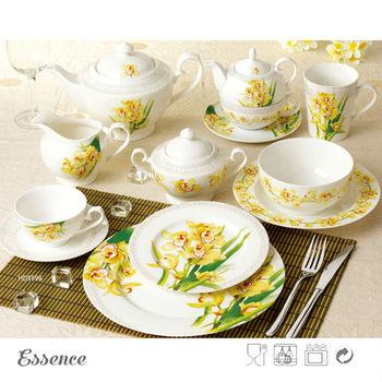Heißer Verkauf China Geschirr Set, Einzigartige Porzellan Geschirr Set,  Sonnenblumen Keramik Geschirr Set