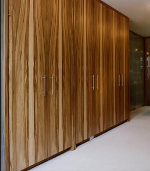 teak hout kleur ontwerp chinese slaapkamer garderobe