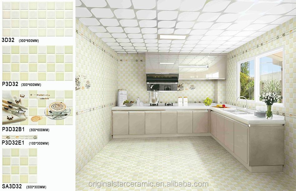 Ceramica bagno e cucina piastrella di disegno del fiore buy muro