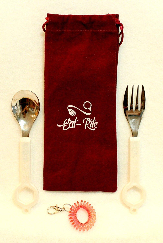 Eat-Rite Children's KDS First Time Eater - Basic Utensil Set (KD-1)