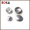 wholesale new stylish garment accessories durable metal prong ring snap button in nickle free on factory direct sale BK-BUT185