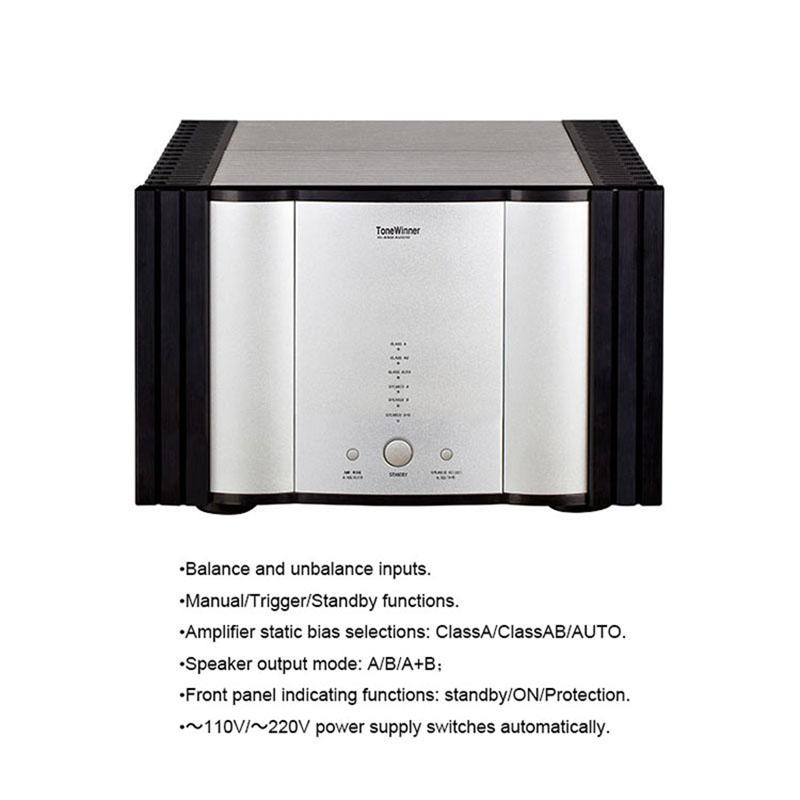 Class A AD-1PA HIFI professional power amplifier