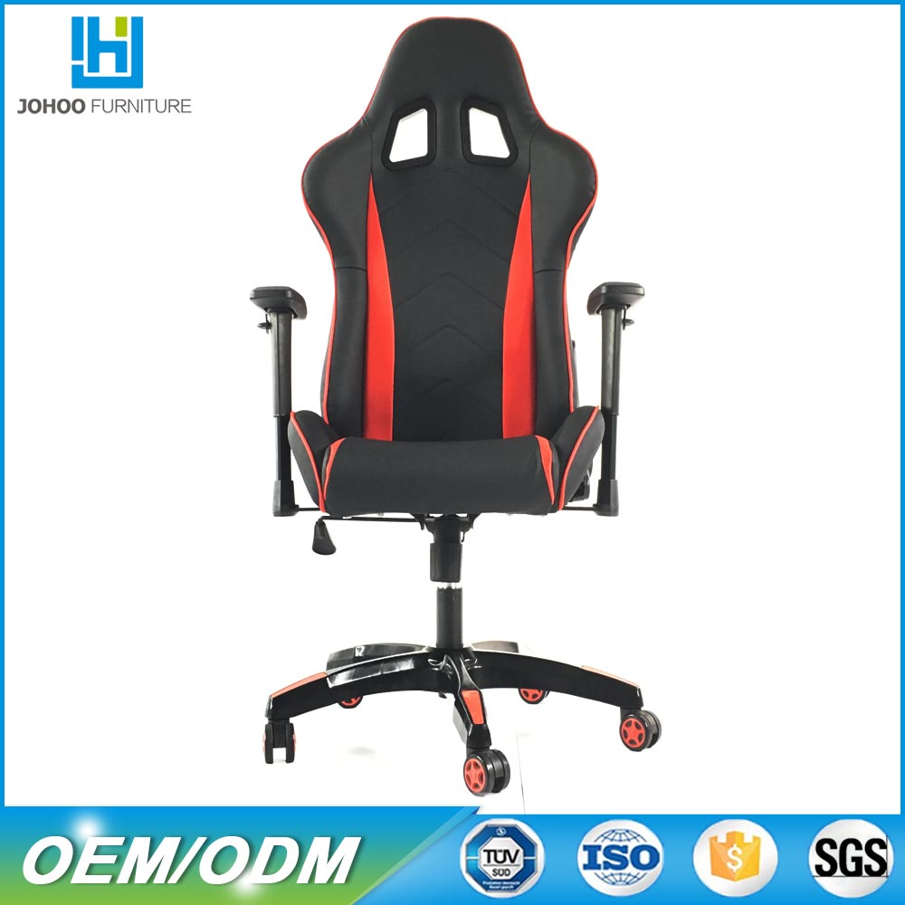 Best choice Cheap Swivel PU Leather Office Reclining Racing Gaming Chair
