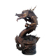 metal dragon sculpture brass dragon statues for sale