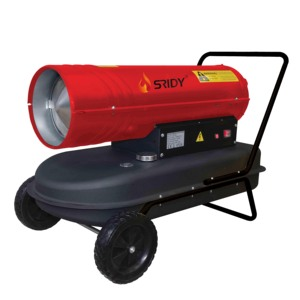 Air kerosene forced diesel greenhouse heater with handle for warehouse DH-30