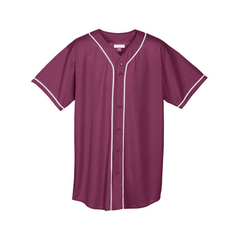 2016 groothandel custom sublimatie blank honkbal jerseys