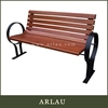 foshan outdoor bench,double bench leg,bench public seating