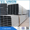 Metal roofing z purlins