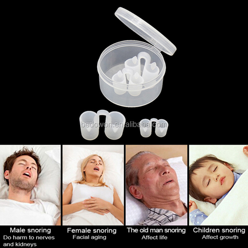 8 stks Packs Anti Snurken Oplossing Apparaten FDA Goedgekeurd Neus Vents Stop Snurken Nasale Dilators