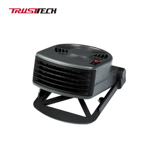 850W Auto PTC Portable Ice Defroster Car Heater Fan With Thermal