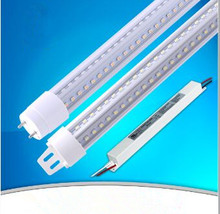 UL cUL listed double side cooler door led tube 1500mm 22w 5ft freezer led light