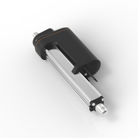 Powerful and Popular 24V DC motor Heavy duty electric linear actuator with controller