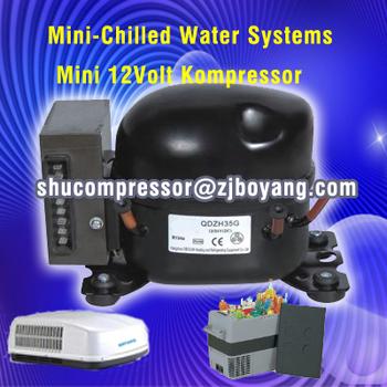 Reemplazar bd35f congelador compresor 12 v peque o aire for Aire acondicionado autocaravana 12v
