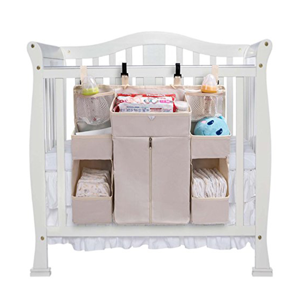 Hanging Diaper Organizer Nappy Organiser For Change Table Buy