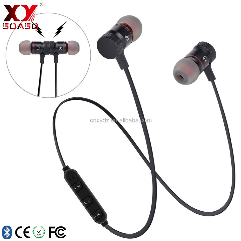 2017 For Gym race use for iphone sport wireless earphone <strong>bluetooth</strong>