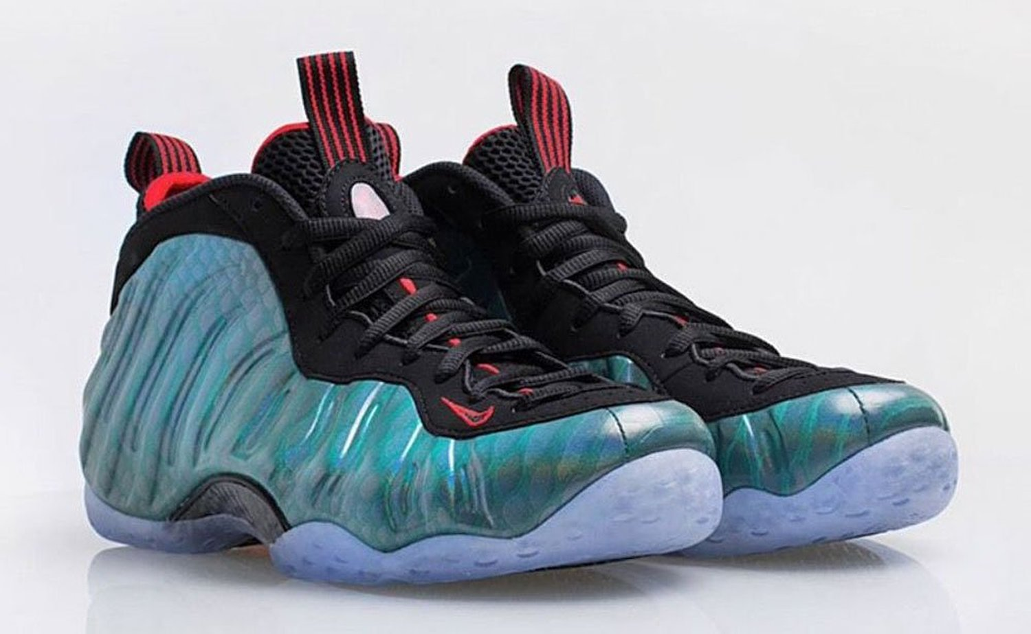8548ab14a43 Get Quotations · NIKE Little Posite One (GS)  Gone Fishing  - 644791-300