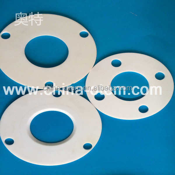 white wear resistance PTFE seals gaskets